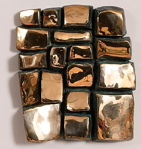 Patrick O'Reilly, Bronze Blocks at Morgan O'Driscoll Art Auctions