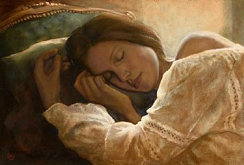 Ken Hamilton, Sleeping Beauty at Morgan O'Driscoll Art Auctions