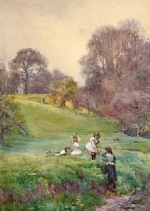 Mildred Anne Butler, Springtime (1896-98) at Morgan O'Driscoll Art Auctions