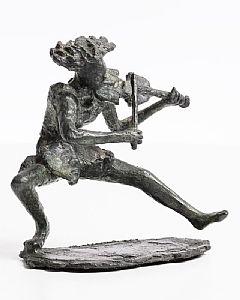 Rowan Gillespie, The Fiddler (1998) at Morgan O'Driscoll Art Auctions