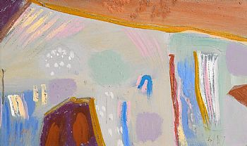 Tony O'Malley, Inscape, A Memory (1987) at Morgan O'Driscoll Art Auctions