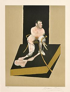 Francis Bacon, Study for a Portrait of John Edwards (1987) at Morgan O'Driscoll Art Auctions