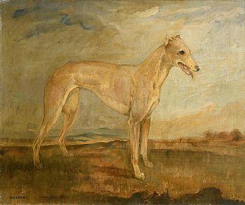 Basil Blackshaw, Croob Mistress at Morgan O'Driscoll Art Auctions