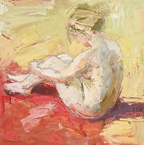 Colin Davidson, Nude 5 at Morgan O'Driscoll Art Auctions