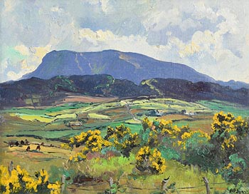 Ann Primrose Jury, Muckish in Spring at Morgan O'Driscoll Art Auctions