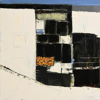 Michael Gemmell, Fields in Contrast at Morgan O'Driscoll Art Auctions
