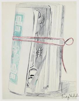 Andy Warhol, Roll of Bills at Morgan O'Driscoll Art Auctions