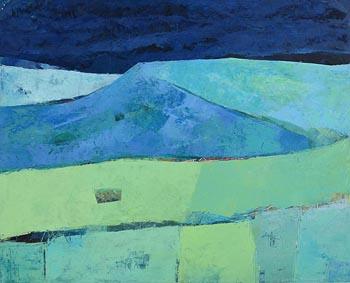 Cormac O'Leary, North Sligo II (2001) at Morgan O'Driscoll Art Auctions