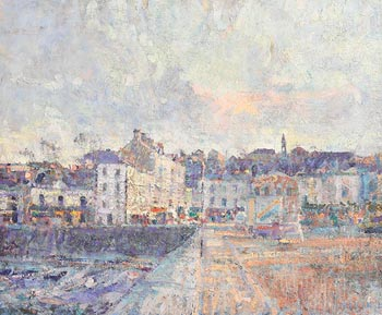 Arthur K. Maderson, Blackwater River at Fermoy at Morgan O'Driscoll Art Auctions