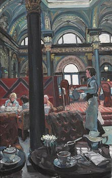 Hector McDonnell, Merchant Hotel, Belfast (2010) at Morgan O'Driscoll Art Auctions