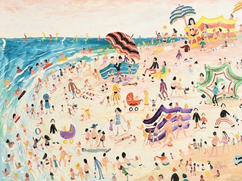Simeon Stafford, Sennen Cove at Morgan O'Driscoll Art Auctions
