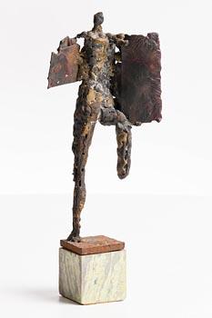 Tom Fitzgerald, Icarus (1976) at Morgan O'Driscoll Art Auctions