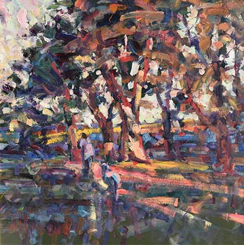 Arthur K. Maderson, Late Evening at Morgan O'Driscoll Art Auctions