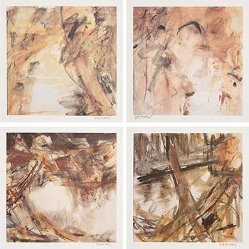 Basil Blackshaw, Dunadry Banks at Morgan O'Driscoll Art Auctions