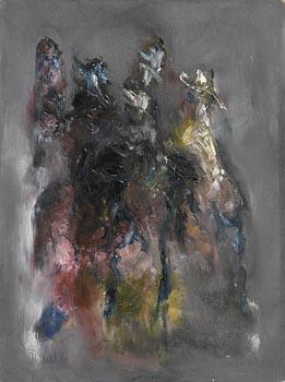 Gerald Davis, An Lucht Siuil (1980) at Morgan O'Driscoll Art Auctions
