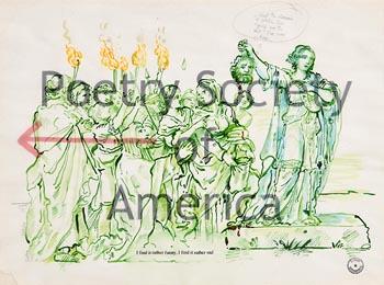 David Godbold, I Think it is Kind of Funny....(2006) at Morgan O'Driscoll Art Auctions