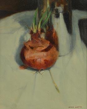 James English, Onion Reflected (2006) at Morgan O'Driscoll Art Auctions