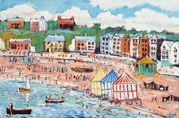 Simeon Stafford, Paignton, Devon at Morgan O'Driscoll Art Auctions