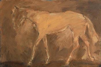 Basil Blackshaw HRHA RUA (1932-2016), Brood Mare at Morgan O'Driscoll Art Auctions
