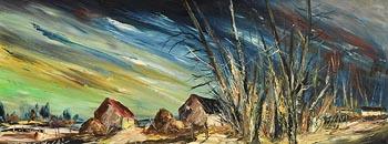Norman J. McCaig, Autumn Landscape at Morgan O'Driscoll Art Auctions