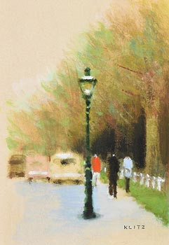 Anthony Robert Klitz, Phoenix Park, Dublin at Morgan O'Driscoll Art Auctions