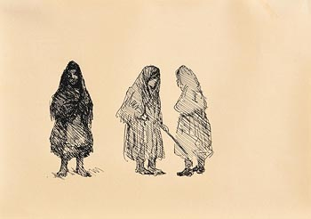 Robert Henri, Achill Woman at Morgan O'Driscoll Art Auctions