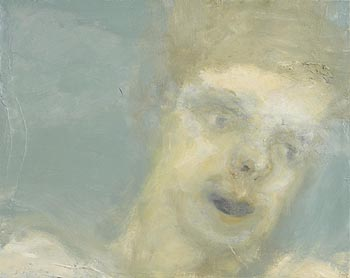 Hughie O'Donoghue, Fiume (Head) (2004) at Morgan O'Driscoll Art Auctions
