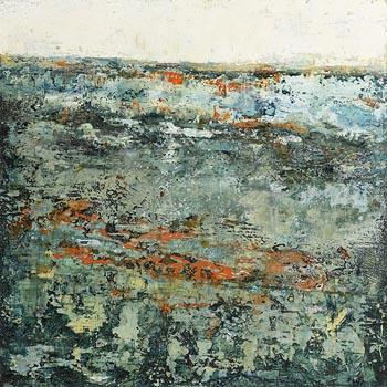 Michael Hales, Seascape Part IV (2018) at Morgan O'Driscoll Art Auctions