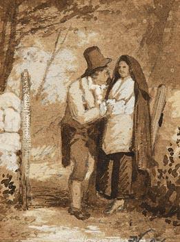 Erskine Nicol, The Boreen at Morgan O'Driscoll Art Auctions