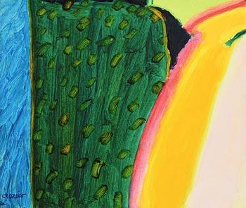 William Crozier, Night Garden III at Morgan O'Driscoll Art Auctions