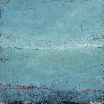 Michael Hales, Landscape XIII (2018) at Morgan O'Driscoll Art Auctions