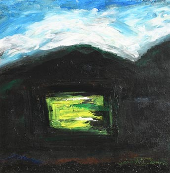Sean McSweeney HRHA (1935-2018), Green Pool in the Bog at Morgan O'Driscoll Art Auctions