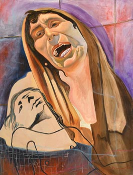 Mark (Rasher) Kavanagh, Massacre (1999) at Morgan O'Driscoll Art Auctions
