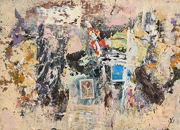 John Kingerlee, Rough Circus (SRIK Series) at Morgan O'Driscoll Art Auctions