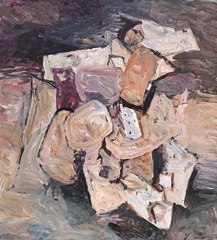 Nevill Johnson, Untitled at Morgan O'Driscoll Art Auctions