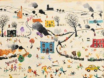 Simeon Stafford, Yorkshire (2005) at Morgan O'Driscoll Art Auctions