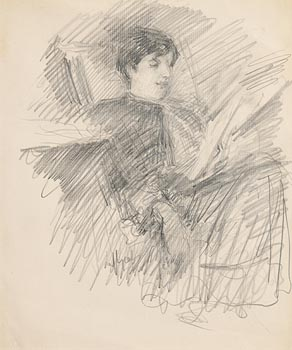 John Butler Yeats, Lilly Yeats at Morgan O'Driscoll Art Auctions
