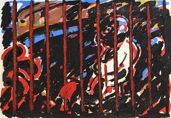 Michael Cullen, Berlin (1986) at Morgan O'Driscoll Art Auctions