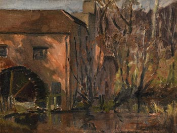 Mabel Young, Old Mill at Morgan O'Driscoll Art Auctions
