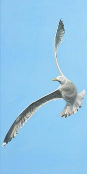 Brigid O'Connell, Up, Up and Away at Morgan O'Driscoll Art Auctions