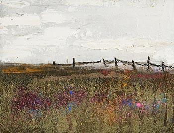 Colin Flack, Wild Meadow at Morgan O'Driscoll Art Auctions