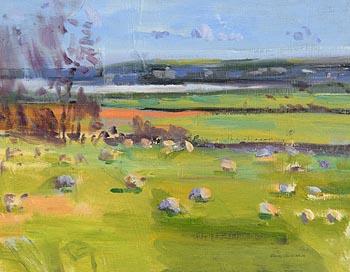James O'Halloran, Landscape at Morgan O'Driscoll Art Auctions