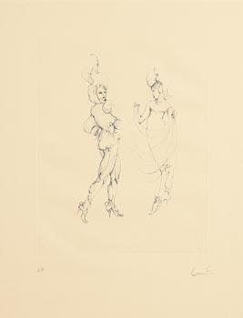 Leonor Fini, Untitled at Morgan O'Driscoll Art Auctions