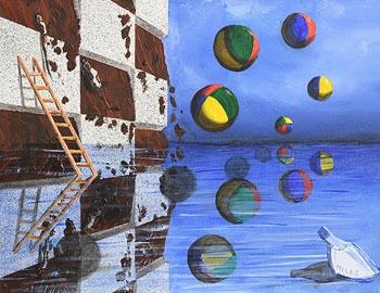 T.J. Miles, Reflections at Morgan O'Driscoll Art Auctions