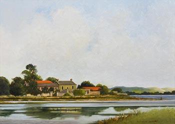 Maura Taylor, Swords Estuary at Morgan O'Driscoll Art Auctions
