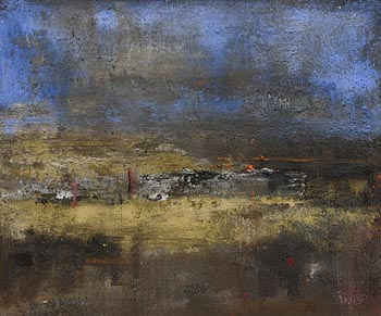 Colin Flack, Western Light at Morgan O'Driscoll Art Auctions