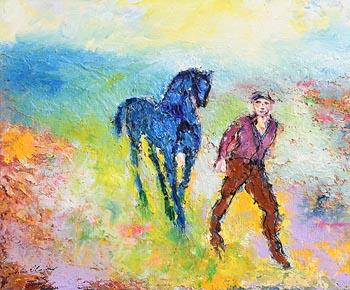 Declan O'Connor, Disciple at Morgan O'Driscoll Art Auctions