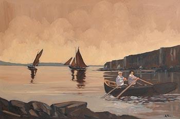 Alex McKenna, Calm Morning at Morgan O'Driscoll Art Auctions