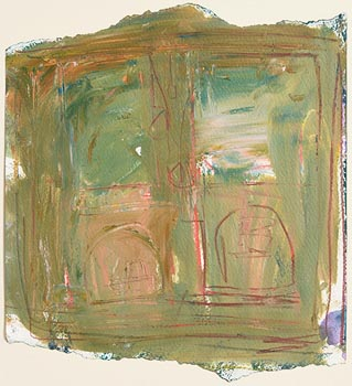 Basil Blackshaw, Window Series at Morgan O'Driscoll Art Auctions