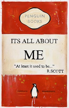R. Scott, All About Me at Morgan O'Driscoll Art Auctions